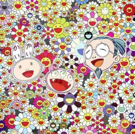 Takashi Murakami-Kaikai Kiki And Me-2009