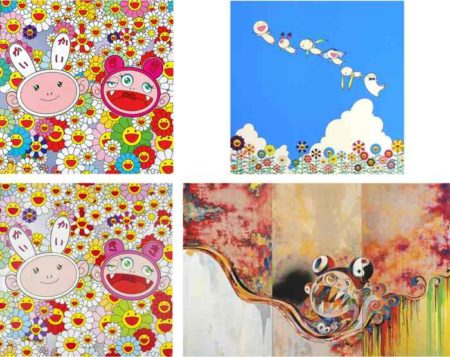 Takashi Murakami-Kaikai and Kiki-Lots of Fun, Planet 66-Summer Vacation, Kaikai and Kiki News NO2, 727-272-2009