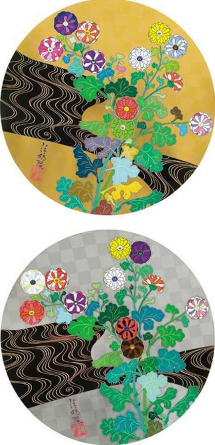 Takashi Murakami-Kansei (Trade name...), Kansei Korin Gold-2010
