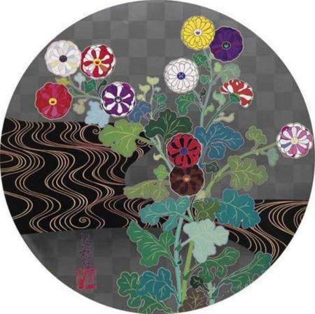 Takashi Murakami-Kansei (Voice of the Mountain Stream)-2007