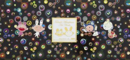 Takashi Murakami-Limited Edition Pin Set-2004