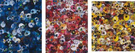 Takashi Murakami-MCBST 1959-2011, MCRST 1962-2011, MGST 1962-2011-2011