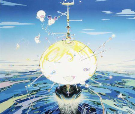 Takashi Murakami-Mamu Came From the Sky-2003