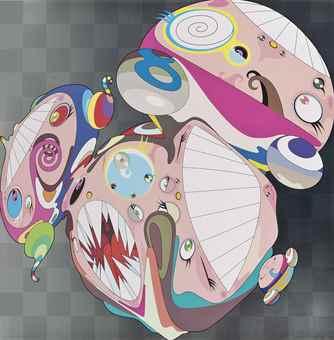 Takashi Murakami-Melting DOB E-2008