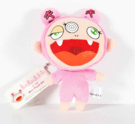 Takashi Murakami-Mini Plush Kiki-