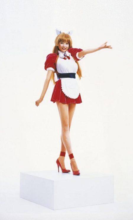 Takashi Murakami-Miss Ko2-Satoeri-2004