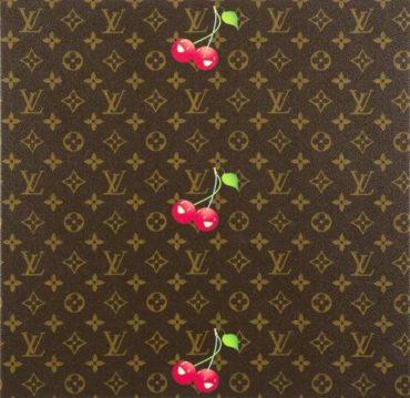 Takashi Murakami-Monogram Cherry-2007
