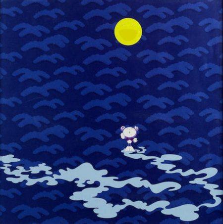 Takashi Murakami-Moon-2001