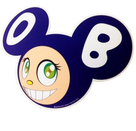 Takashi Murakami-Mouse Pad-1999