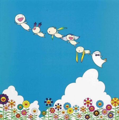 Takashi Murakami-Planet 66-Summer Vacation-2004