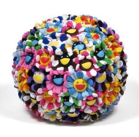 Plush Flowerball-2008