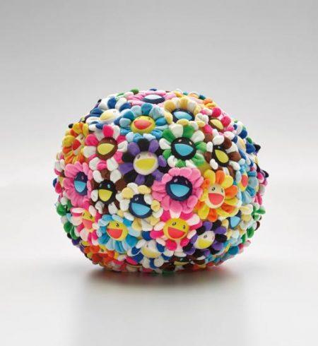 Takashi Murakami-Plush Flowerball-2008