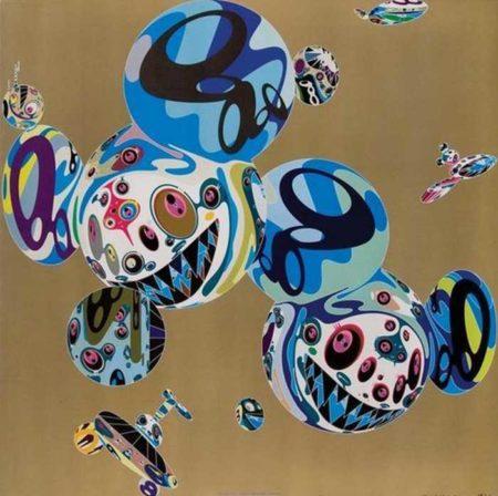 Takashi Murakami-Reversal D.N.A-2001