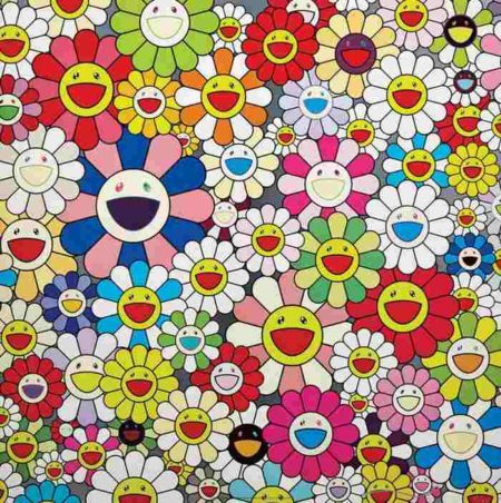 Takashi Murakami-Such Cute Flowers-2010