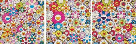 Takashi Murakami-Such Cute Flowers, Flower Smile, Flowers From The Village of Ponkotan-2011