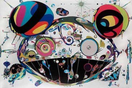 Takashi Murakami-Tan Tan Bo-2004