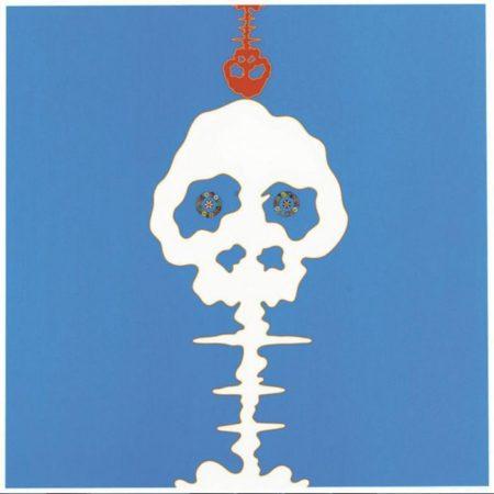 Takashi Murakami-Time Bokan-Blue-2006