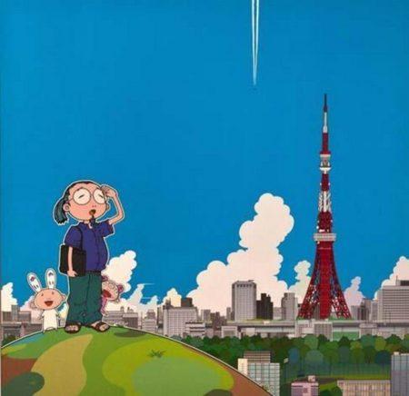 Takashi Murakami-Tokyo Tower-2009