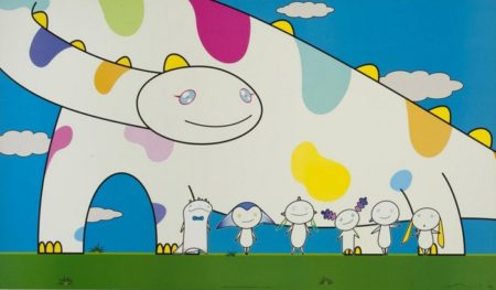 Takashi Murakami-Yoshiko And The Creatures From Planet 66-2003