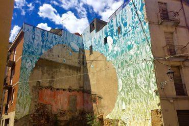 Tellas Mural