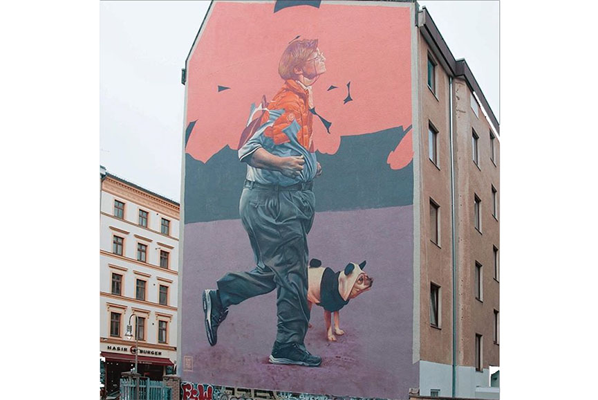Telmo Miel in Berlin, Germany