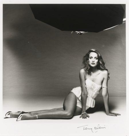 Terry O'Neill-Jerry Hall-1978