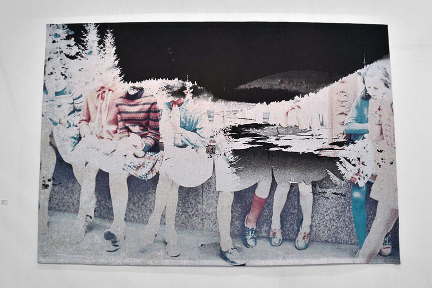 Boris Mikhailov - Superimposition #138 with Guido Costa Projects