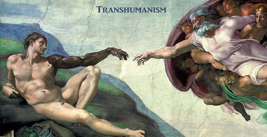 the philosophy of transhumanism proposes information on the engineering technologies of enhancement