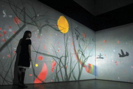 The Experience Machine exhibition at Ikkan Art International, 2012
