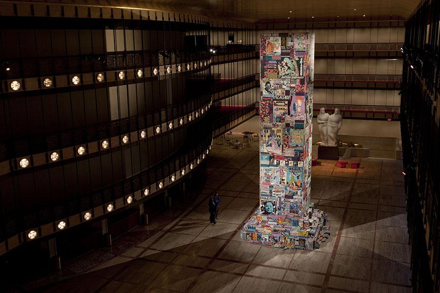 consumerist culture art