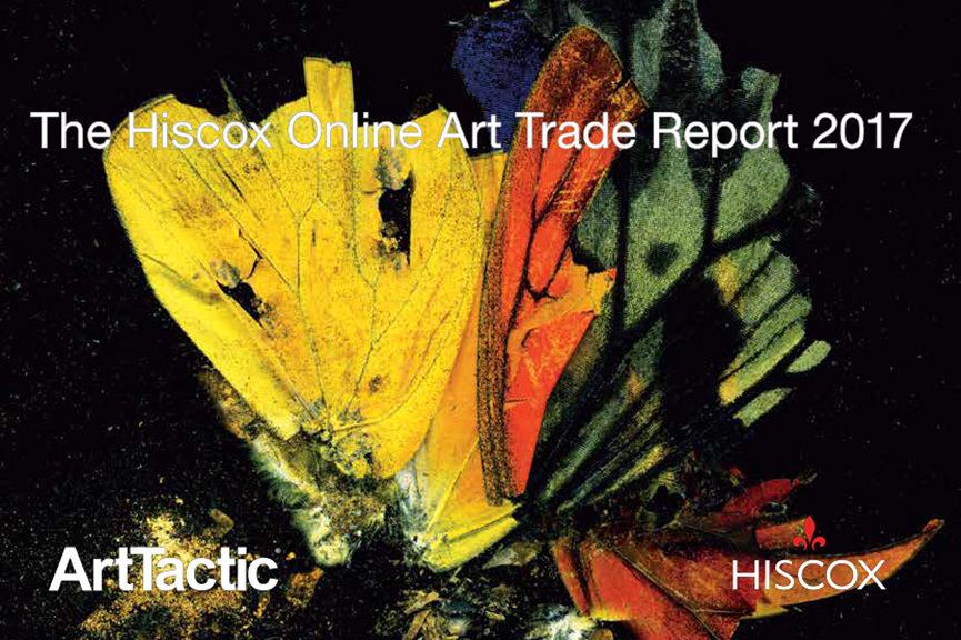 Hiscox Online Art Trade Report 2017 - Buyers 2015