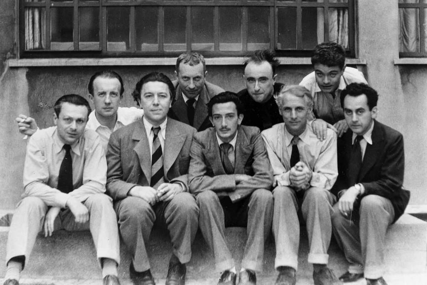 the paris surrealists