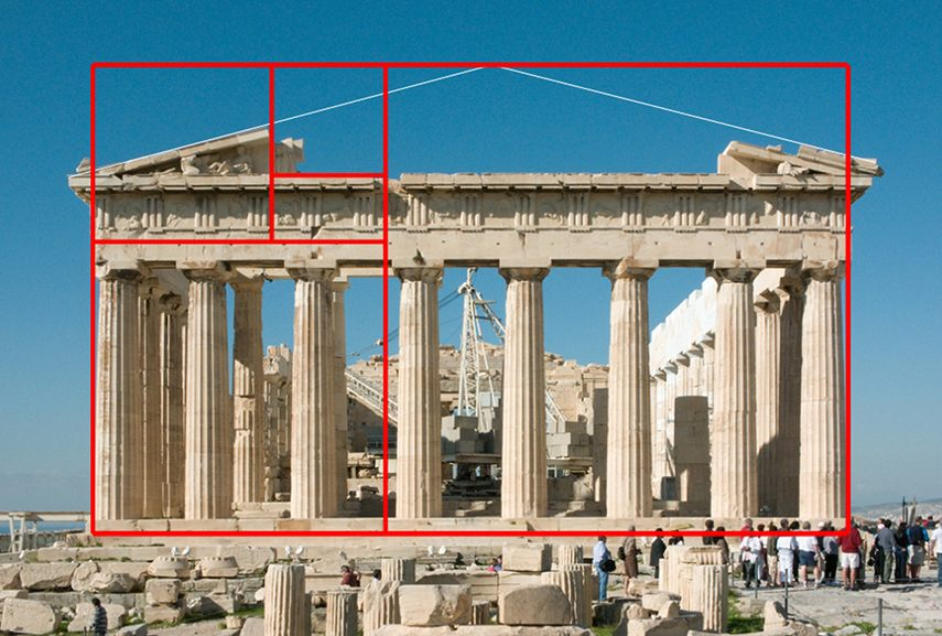 Modern Architecture Golden Ratio the importance of golden ratio in contemporary architecture