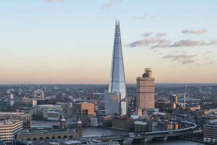 the shard via maceworld famous architects - The Most Famous Architects