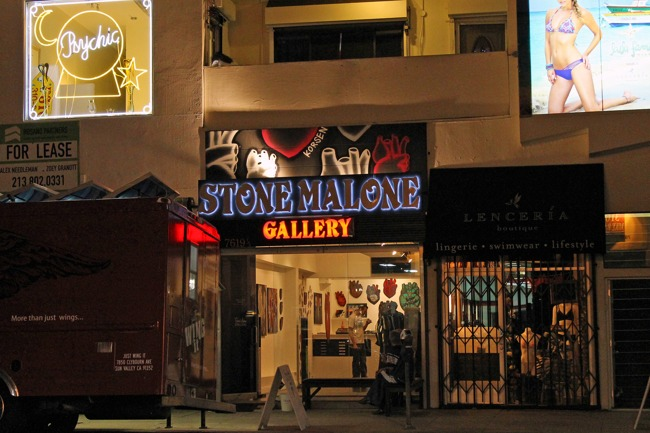 The Stone Malone Gallery