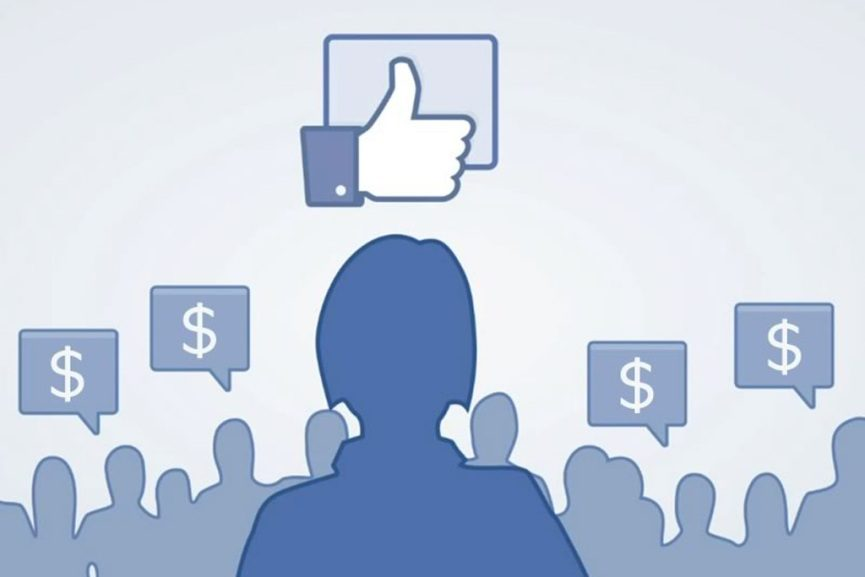 art businesses facebook audience
