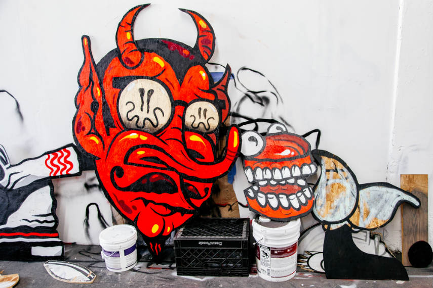 The Yok - Untitled, photo credits yokandsheryo.com