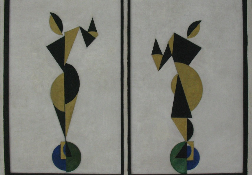 Much like the case was with Mondrian, Theo as well had a few themes he liked to depict over and over again