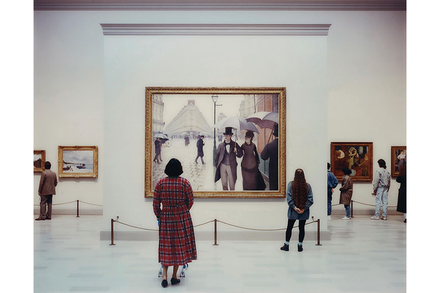 Thomas Struth - Art Institute Of Chicago II, Chicago