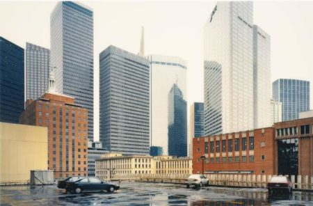 Thomas Struth-Dallas Parking Lot-2001