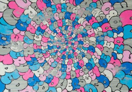 Tilt-One Day Pink Blue-2011