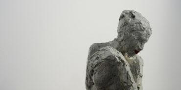 Tina Heuter - She (detail), 2010