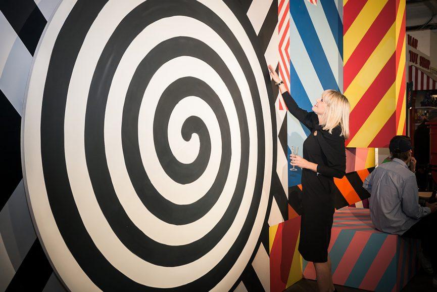Tina Ziegler, Moniker Art Fair