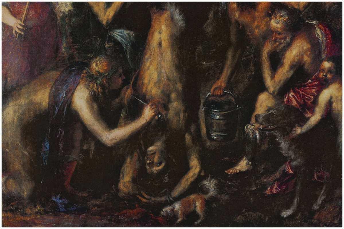 best dark black painting works in 2016