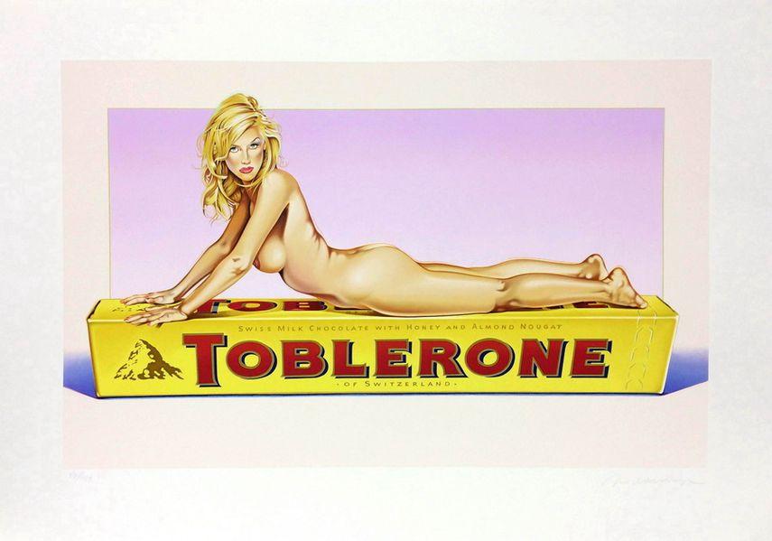Toblerone Tess, 2007