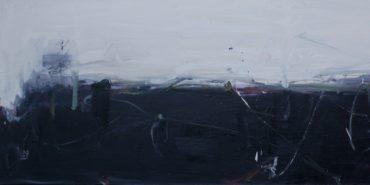 Tom Lieber - Black-White Long Line, 2013 (detail) - Copyright J. Cacciola Gallery