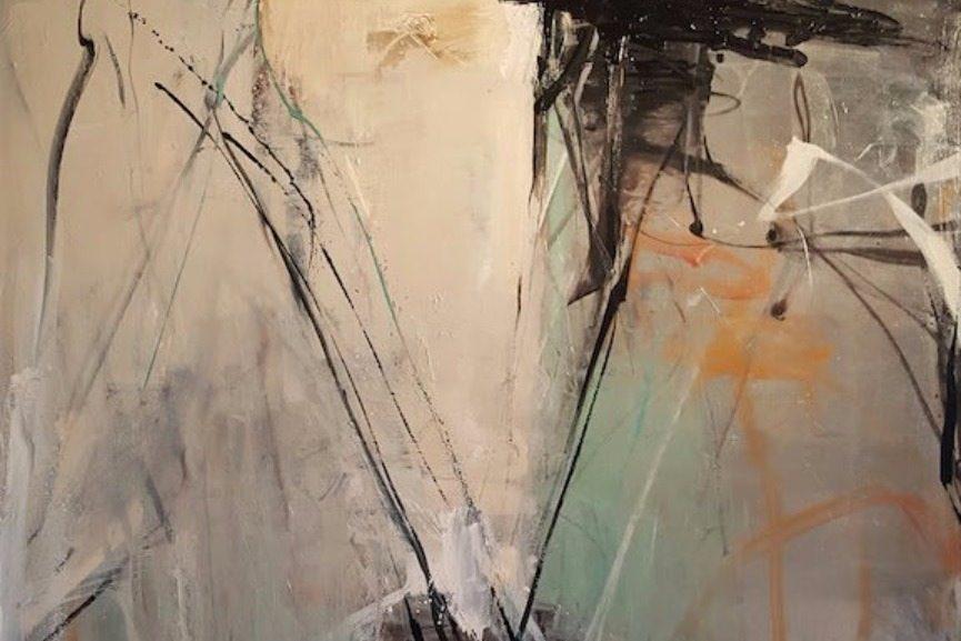 Tom Lieber - Sage Expanse, 2016, detail