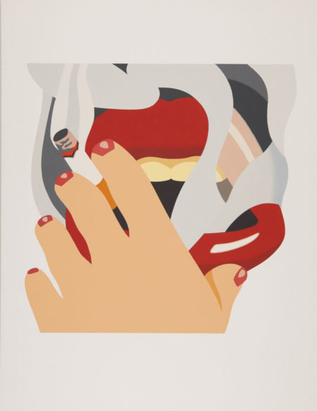 Tom Wesselmann-Smoker-1976