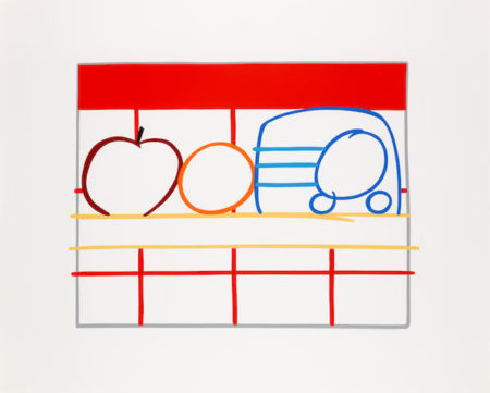 Tom Wesselmann-Still Life-1991