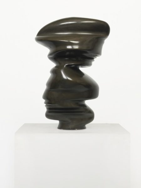 Tony Cragg-Fat Bronze Head-2002